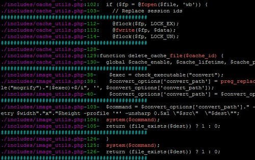 Graudit v1.9 Download - Grep Source Coding Auditing Tool