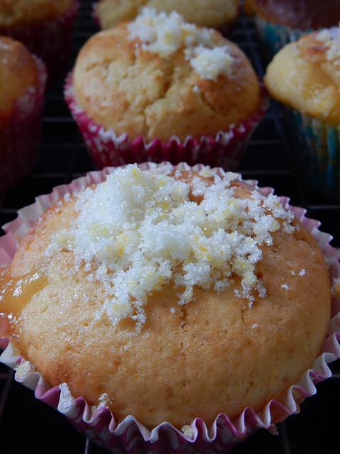 St Clements curd muffins (3)