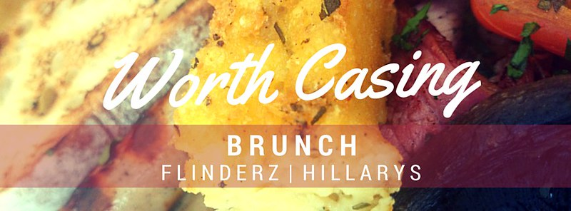 Flinderz Brunch Review | Perth | Casing the Menu | Flinderz Brunch Review | Agent Mystery Case