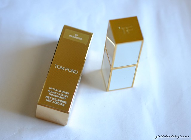 Tom Ford Lip Color Sheer Paradiso
