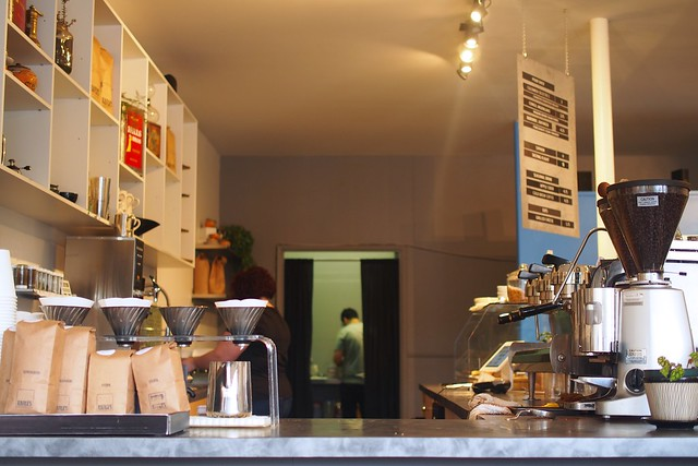 Kafka's Coffee and Tea | Mount Pleasant, Vancouver
