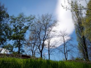 Langzeitbelichtung - Landschaft