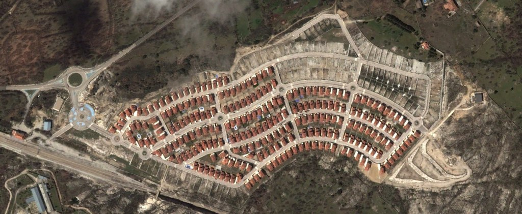 fuente milano, madrid, milano bonito, después, urbanismo, planeamiento, urbano, desastre, urbanístico, construcción, rotondas, carretera