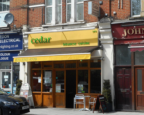 Cedar, South Wimbledon, London SW17