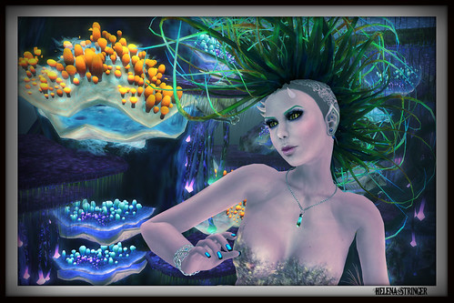 Fantasy Faire 2015 - Helena Stringer - Swim with me - 1