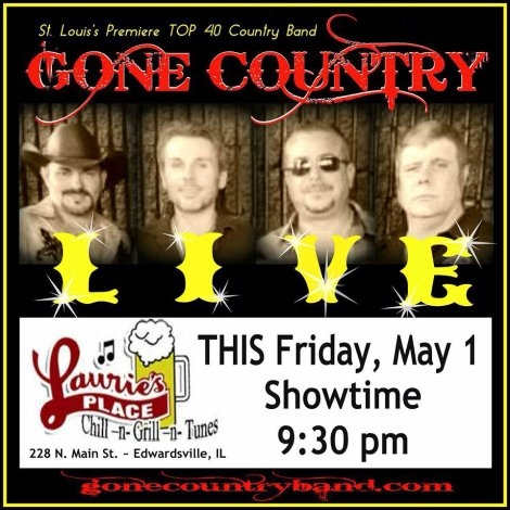 Gone Country 5-1-15
