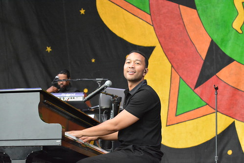 John Legend. Photo by Kichea S Burt.