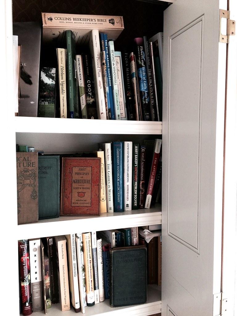 Beekman Brothers Closet of Books