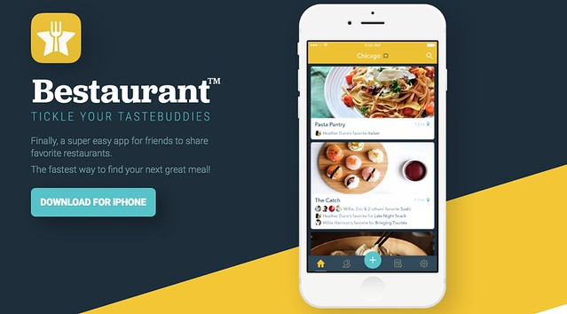 Bestaurant: Share and Discover Everybody's Favourite Restaurants