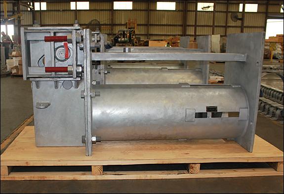 U-Type Constant Spring Supports Designed for an LNG Plant in Canada