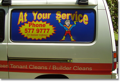 At Your Service