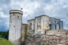 Château de Falaise, 27 juillet 2016