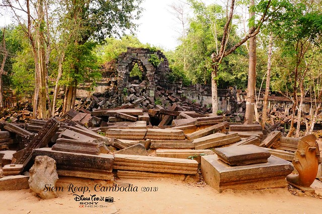 Siem Reap, Cambodia Day 5 - Beng Mealea 02