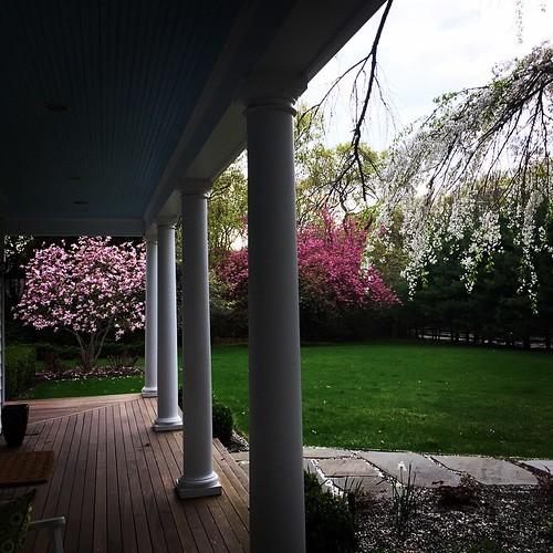 Spring on Long Island