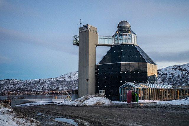 Vitensenter o centro de la ciencia