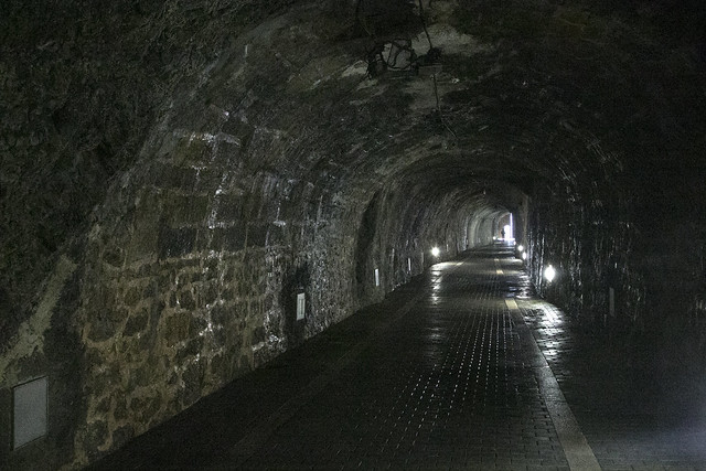 Túnel de la Atalaya, Laredo