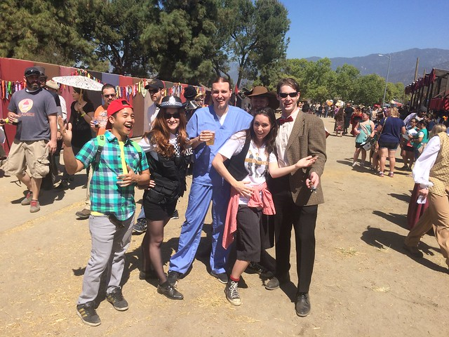 RenFair April 2015
