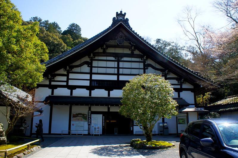 方丈/南禅寺(Nanzen-ji Temple / Kyoto City) 2015/04/02