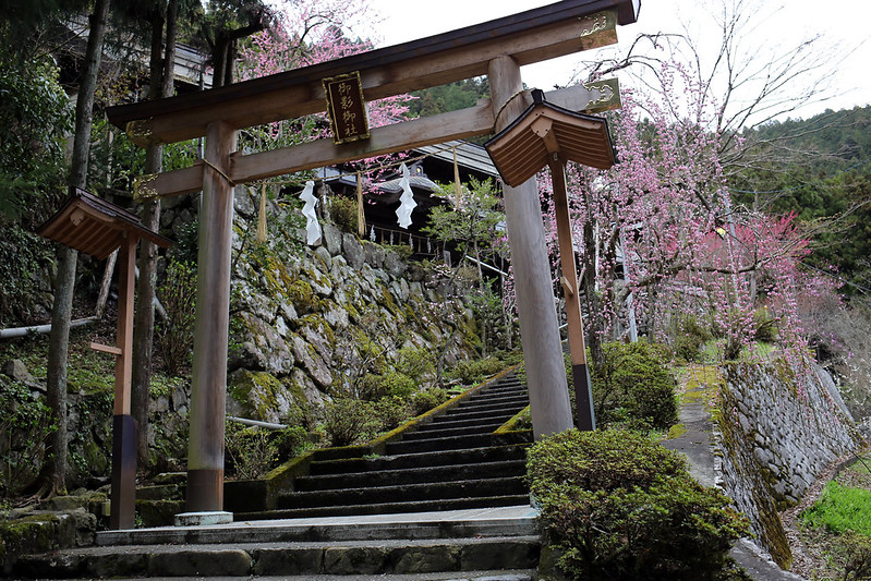 Mikage shrine