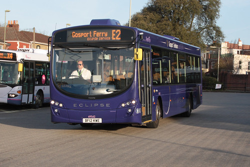First Hampshire and Dorset 69542 BF12KWE