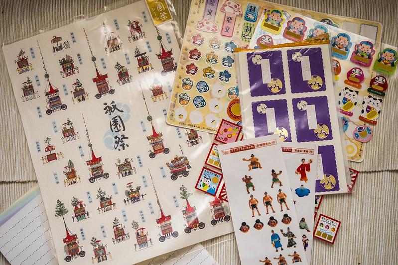 Regalos y souvenirs de Japón