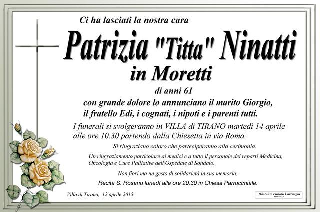 Ninatti Patrizia