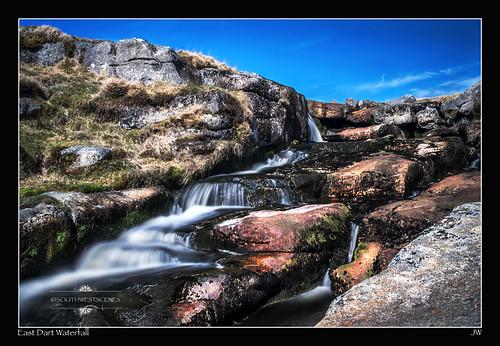 East Dart Waterfall-1