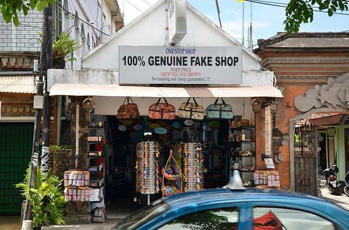 5. genuine fake shop via Pinterest by FraniPeni
