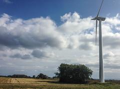 Rural Wind Turbine, Sweden