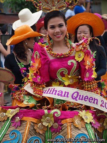 part 3 - Bulihan Festival 2014 street parade of Sampaloc, Quezon