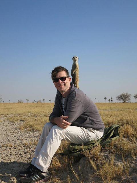 Joel Zack in Madagascar