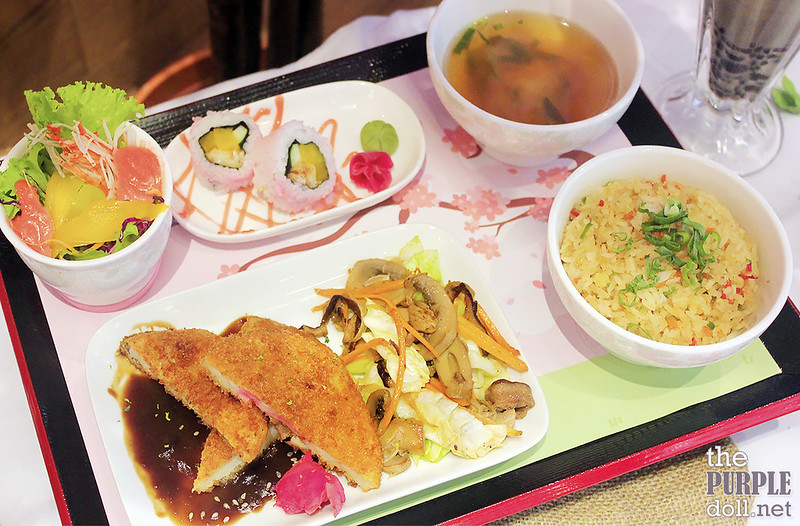 Sakura Soy Ginger Fish (P328)