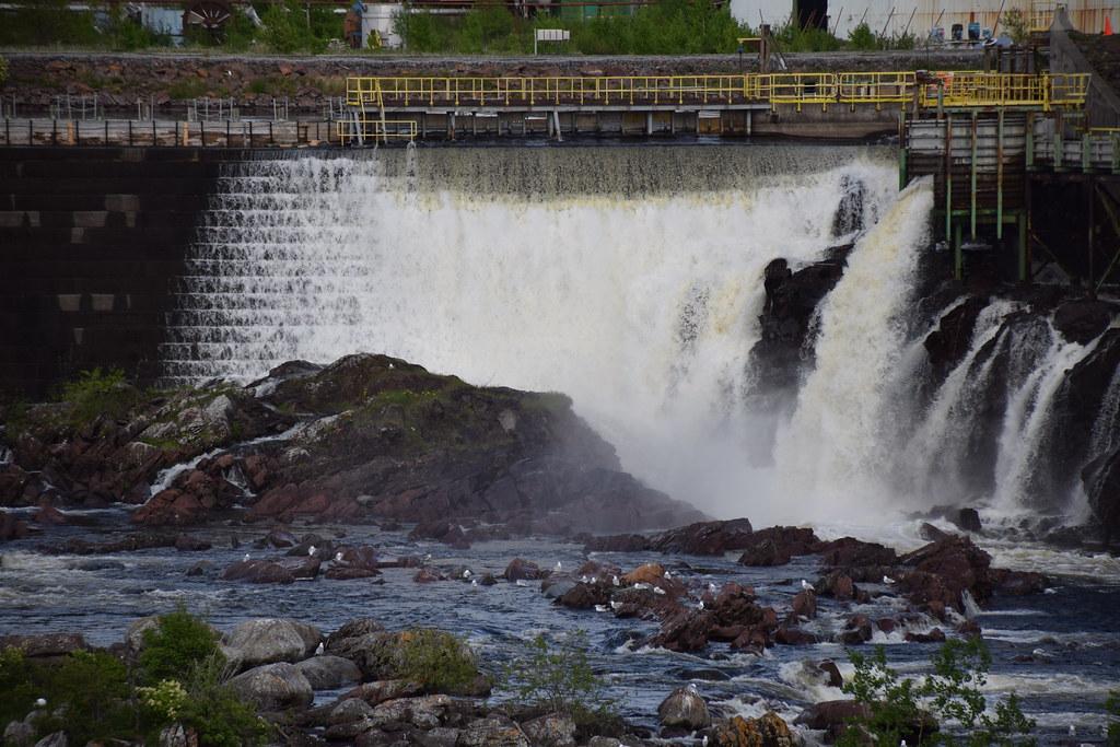 Grand Falls Windsor Map Central Newfoundland Mapcarta
