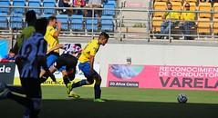 Posible penalti a Chus Hevia-
