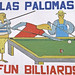 Las Palomas Fun Billiards by brucedene
