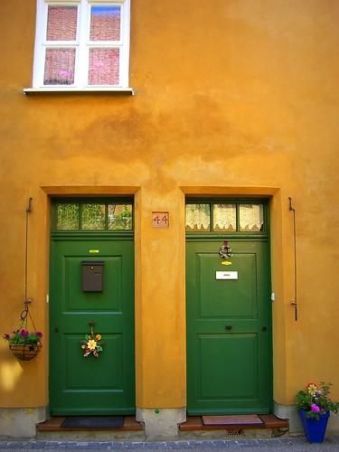 cute little doors