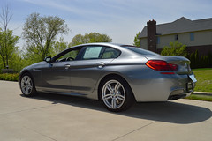 BMW 650i M Sport Gran Coupe