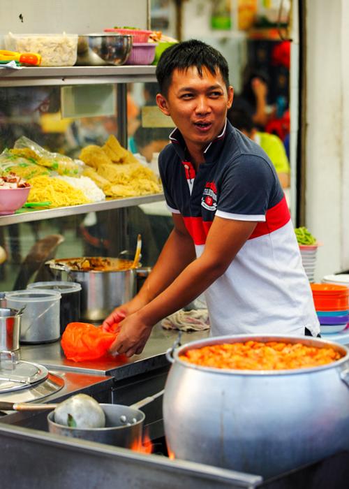 Selayang Curry Mee Boss
