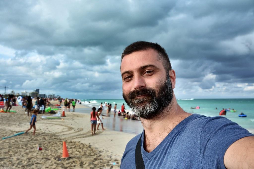 During Floatopia Miami