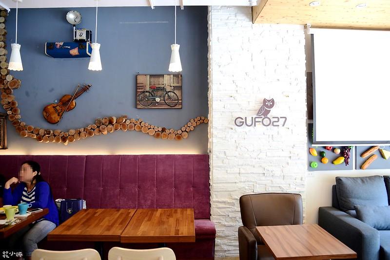 GUFO27菜單時間公休不限時台北咖啡早午餐下午茶推薦 (10)