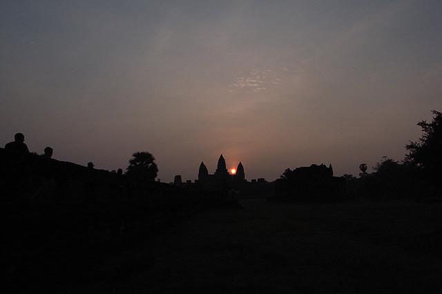 2007092502 - Angkor Wat(Sunrize)