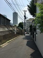 東京の坂道20160712