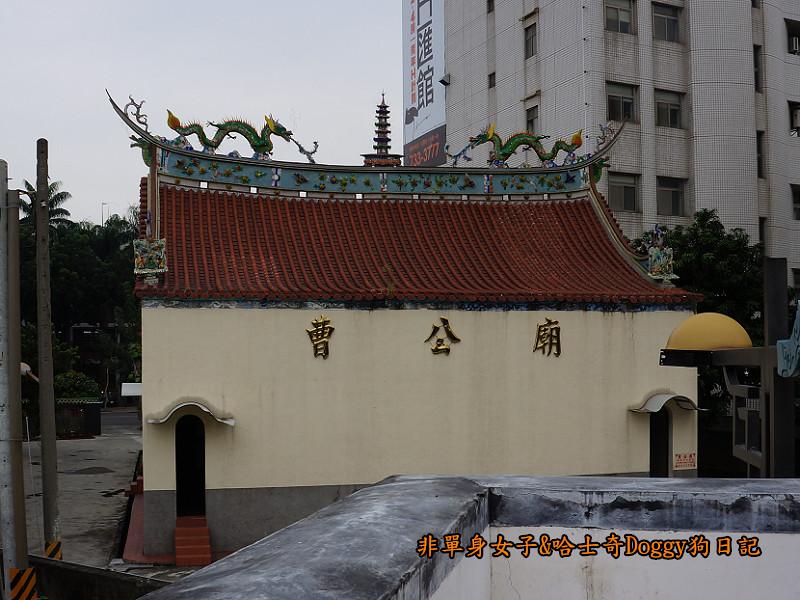 高雄鳳山車站中華街夜市曹公廟曹公圳平成炮台09