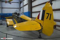 N1270N - 10530 - Royal Canada Air Force - Fairchild PT-26 Cornell II - Pima Air and Space Museum, Tucson, Arizona - 141226 - Steven Gray - IMG_8992