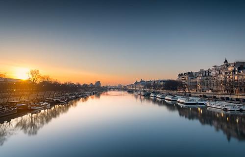 longexposure blue light sky paris france sunshine sunrise landscape nikon cityscape concorde pont paysage parisian d800 parisien
