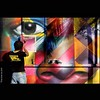 @kobrastreetart at work in #Miami for #WynwoodWalls. #wallkandy #graffiti #streetart #art #painting #ilovewynwood #fb #f #t