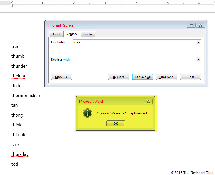 Save Time Shortcut HTML Excel Word Email 07