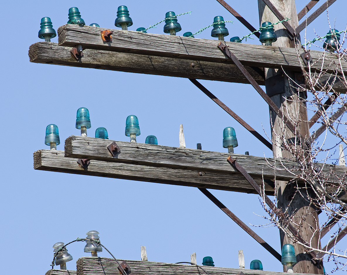 Whitley county in usa sunrise sunset times for Glass power line insulators