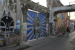 Getsmani.  Cartagena, Colombia.