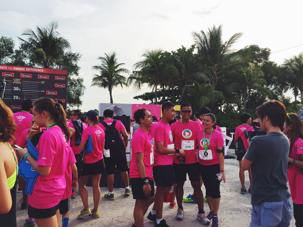 The Music Run Singapore 2015